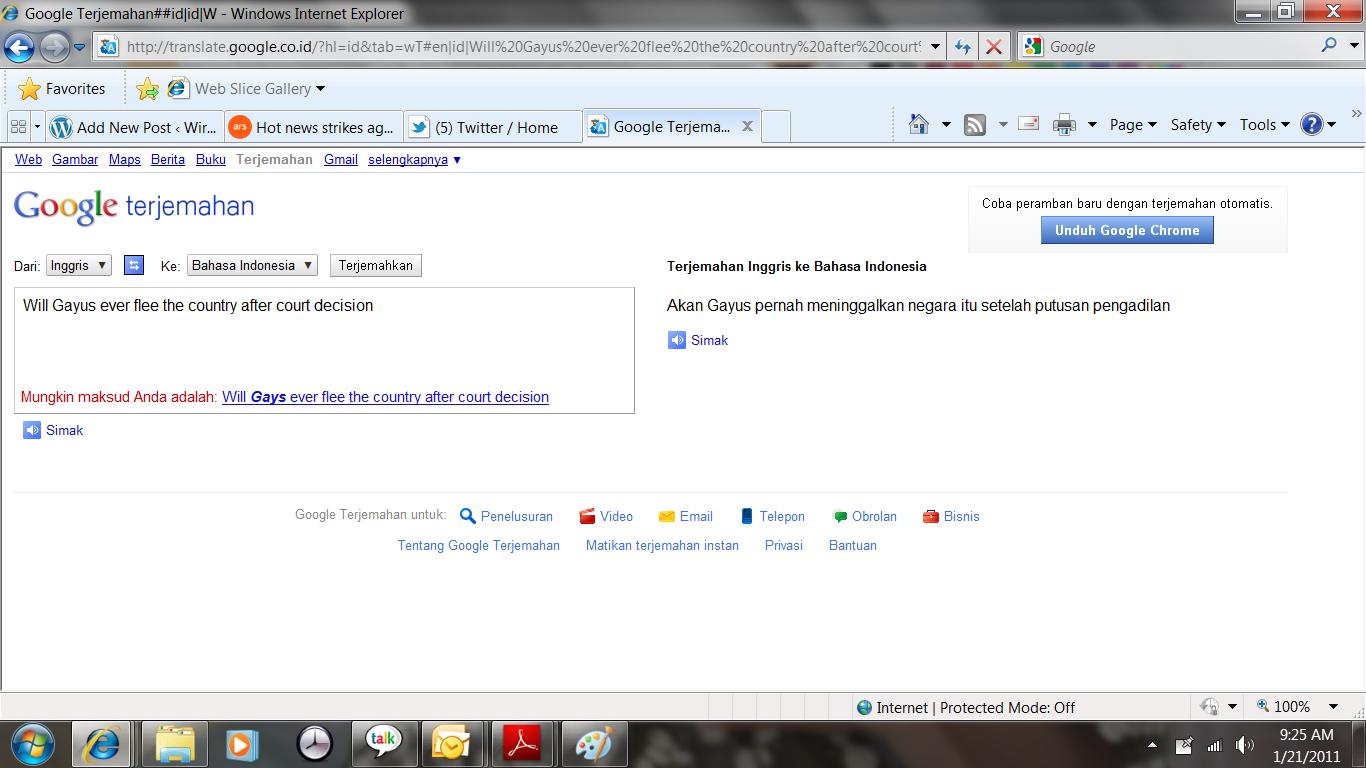 Google terjemahan wireless wisdom nah stopboris Images